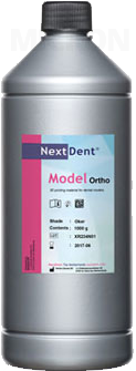 nd modelortho bottle